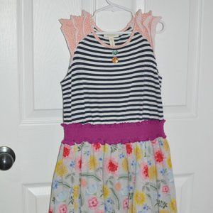 EUC Size 10 Gummi Fruits Dress by Matilda Jane MJC